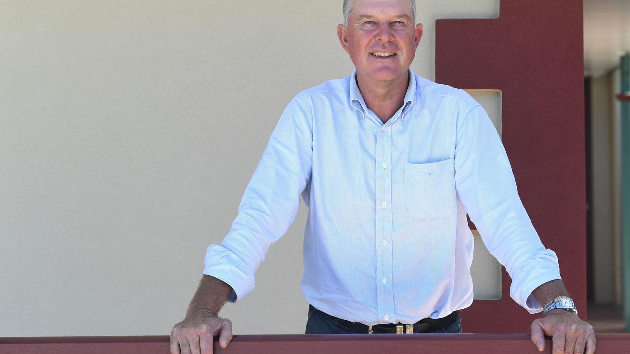 Member for Gympie Tony Perrett - Picture: Shane Zahner