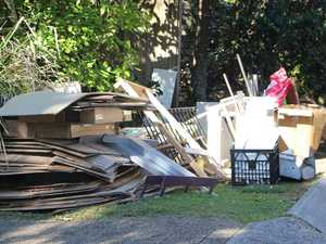 LOAD OF RUBBISH: Kerbside collection deferred