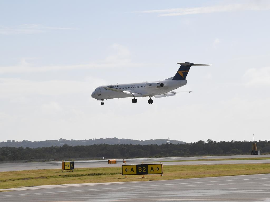 TAKEOFF: Sunshine Coast Coast Airport has confirmed domestic flights to and from Sydney will resume as early as next week in a major win for tourism.