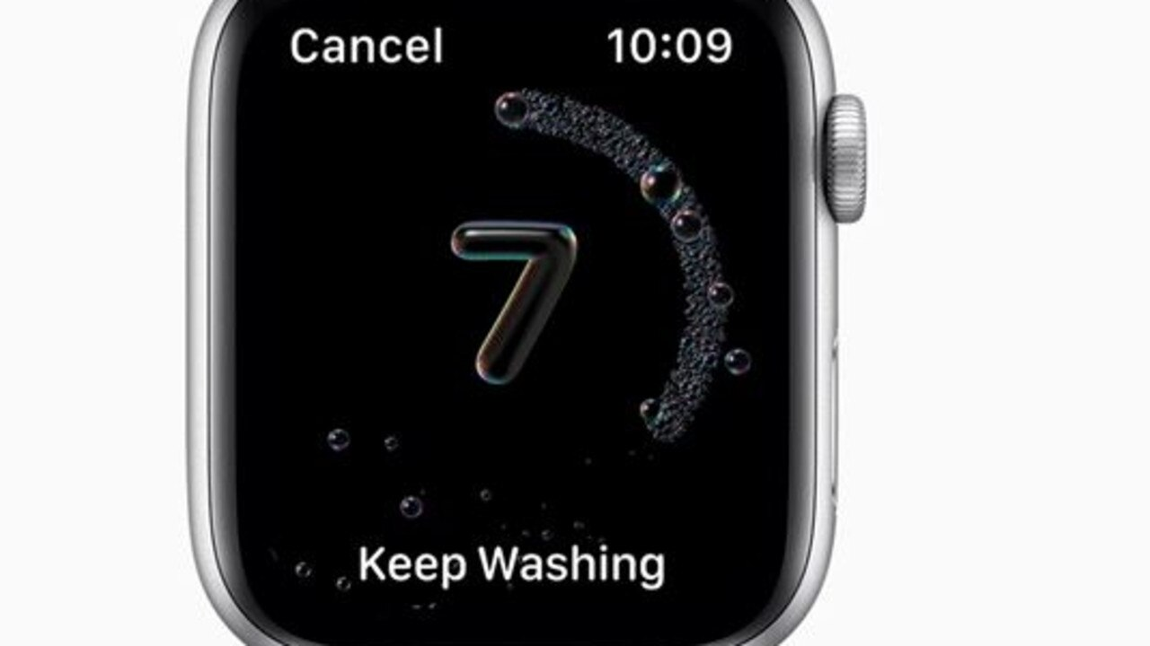 Among many realisations during the pandemic is that none of us were washing our hands properly, but Apple has announced a fix.