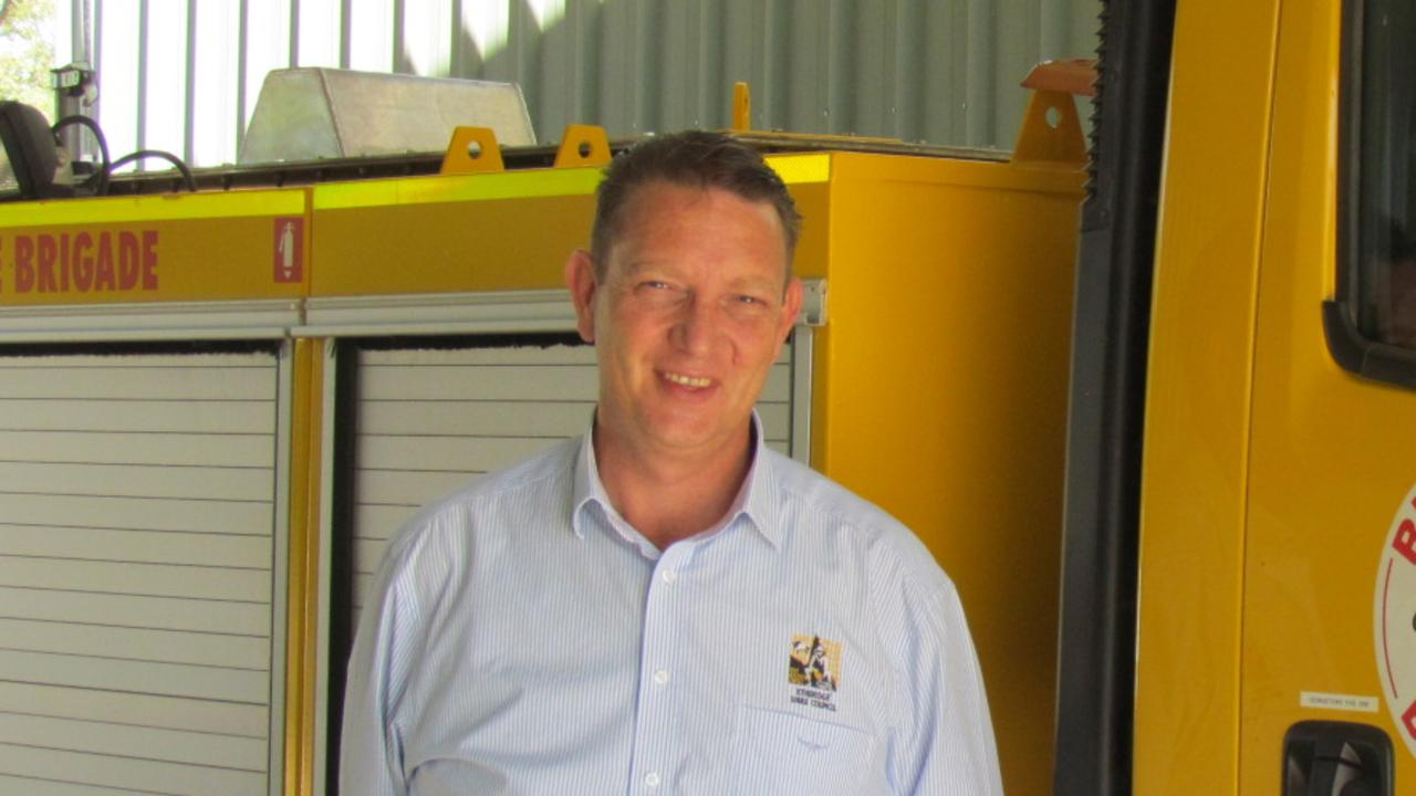 Balranald Council general manager Michael Kitzelmann has been accused of making a racist remark towards a Maori contract worker. Picture: Mareea Lochel of Etheridge Shire Council