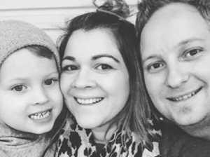 Coronavirus separates Warwick family for months
