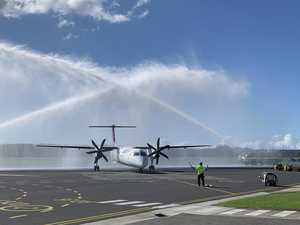 Hello, Qantas! Airline returns to Ballina after 15 years