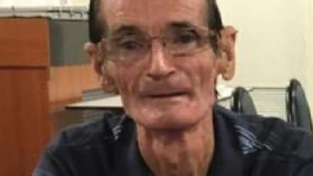 Hit and run victim Jim Murphy, 76