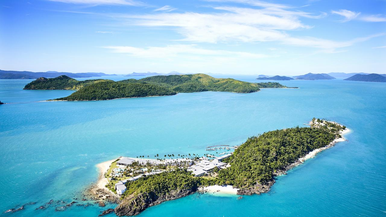 Daydream Island reopened today after being closed for more than three months. Image: Supplied.
