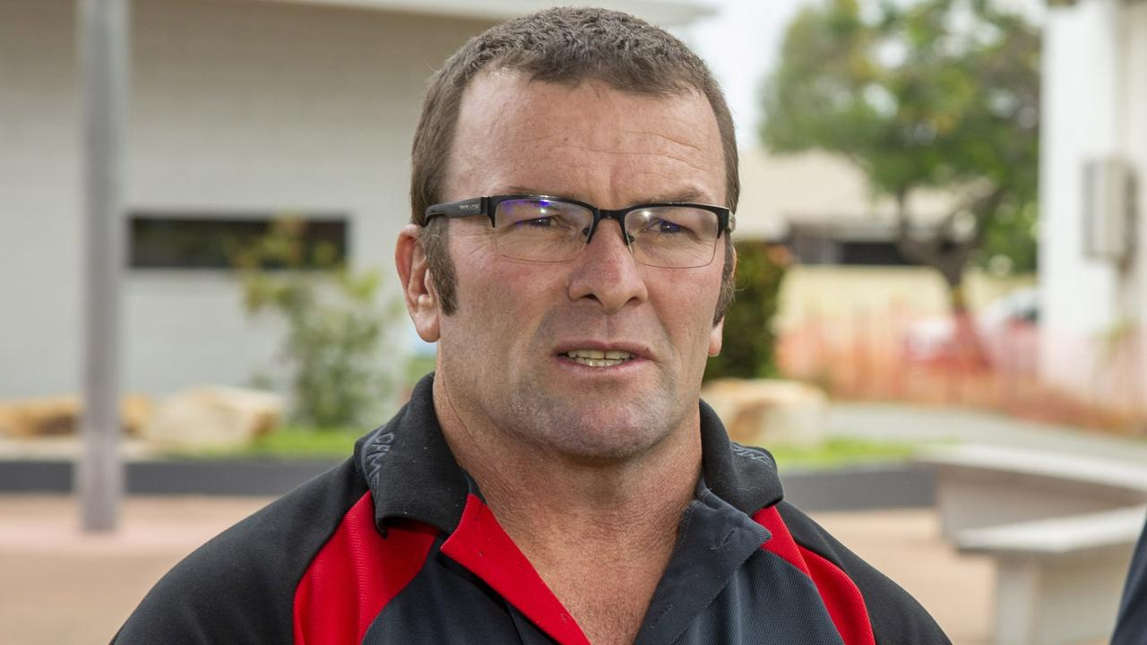 CFMEU Mining and Energy Queensland president Stephen Smyth. Picture: Daryl Wright