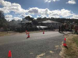 UPDATE: QFES investigator reveals cause of Mt Morgan fire