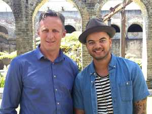 Guy Sebastian's ex-manager charged