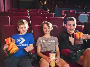 Movie-goers head to Toowoomba cinema as it reopens