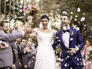 Bizarre ban is like rain on your wedding day
