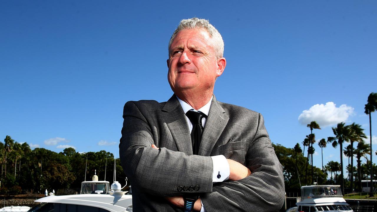 Disgraced former Rich Lister Craig Gore.