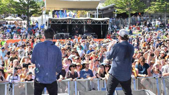 Caloundra Music Festival cancels 2020 event