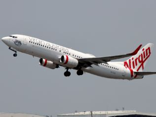 Melbourne has requested other states in Australia accept international flights. Picture: David Clark