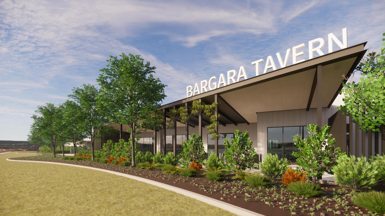 GREEN LIGHT: Artist impression of the newly approved tavern and bottle shop development in Bargara.