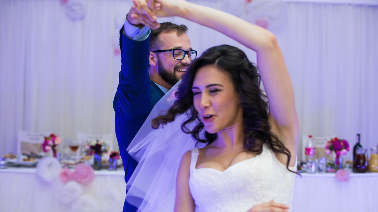 The Queensland Government has put an end to wedding fun, banning guests from dancing.