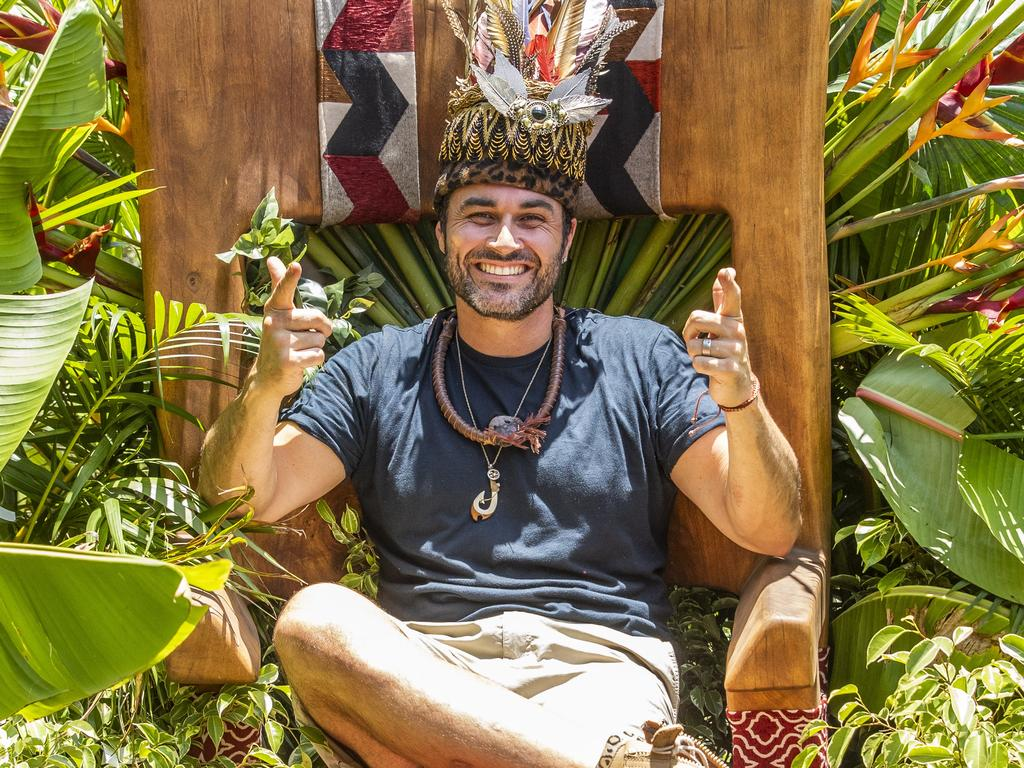 The King of the Jungle 2020, Miguel Maestre.