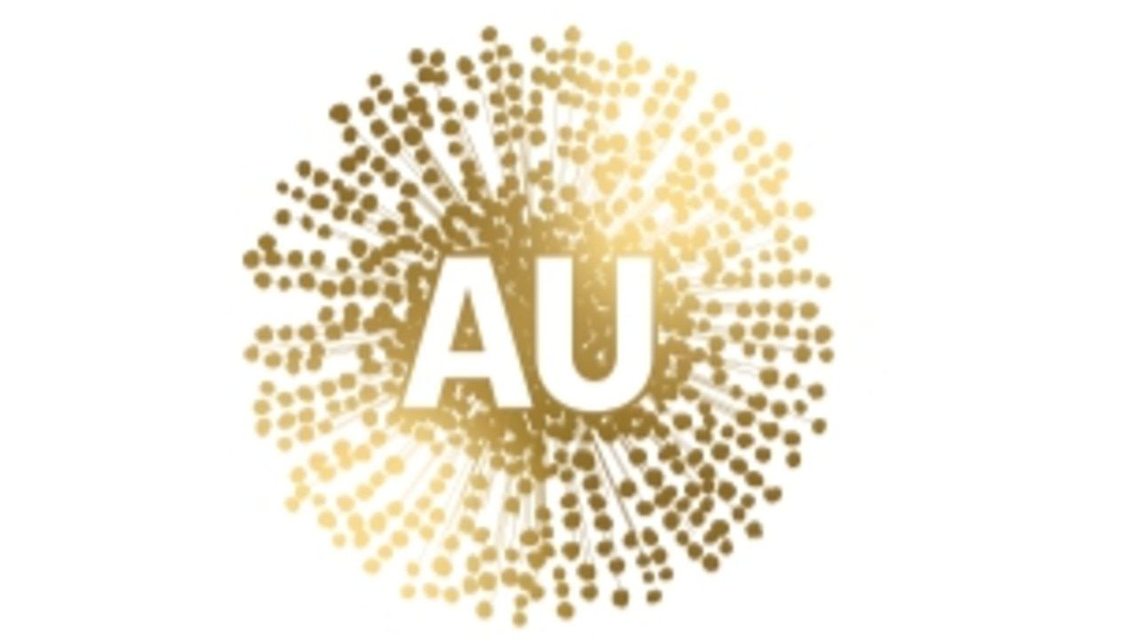 China isn't impressed with Australia's new gold wattle logo.