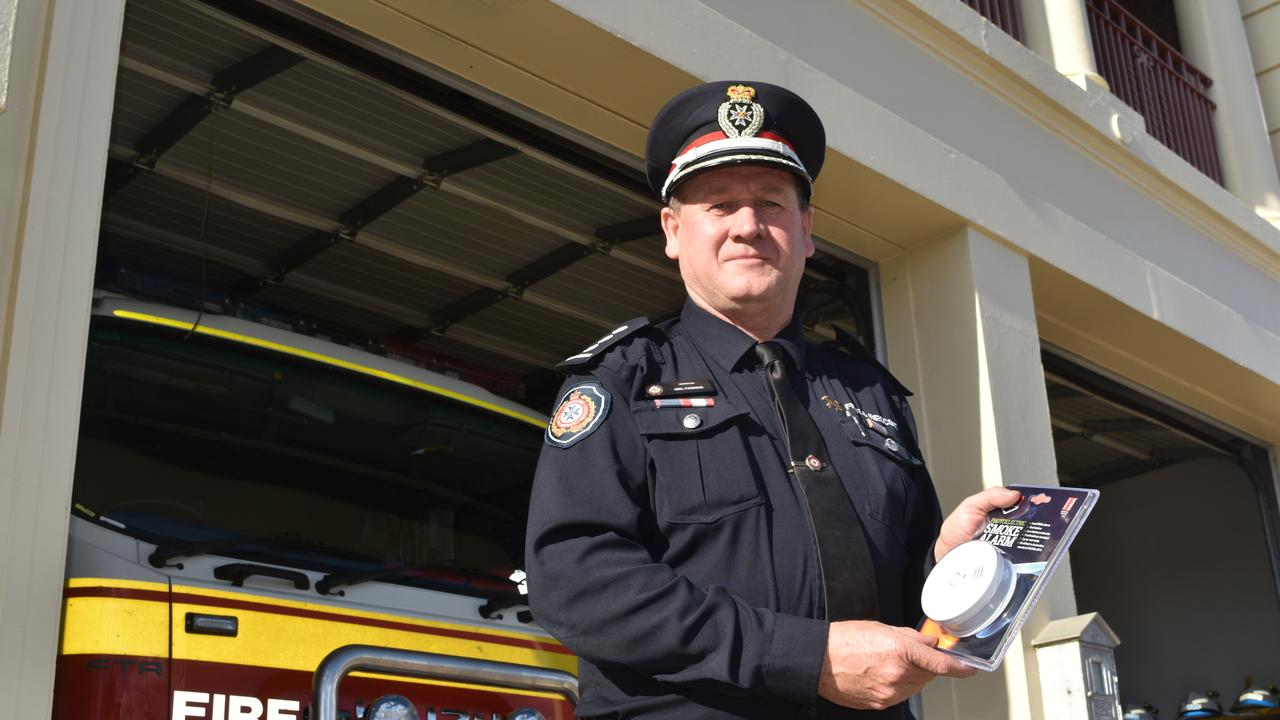 STAY SAFE: Inspector Neil Fanning is urging people to exercise caution this winter.