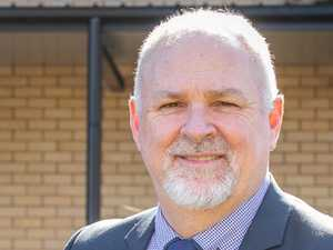 New Gympie CEO is heading into the job with his 'eyes open'