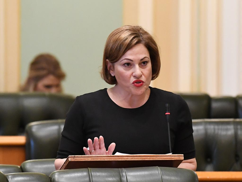 "Queensland Labor Member for South Brisbane Jackie Trad did not commit a criminal offence, or show ""dishonest or corrupt intent"", the CCC has found. (AAP Image/Dan Peled)"