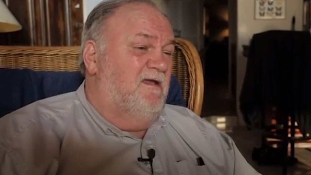 If Meghan Markle's dad Thomas Markle makes a court appearance it could be a real-life soap opera. Picture: Channel 5.