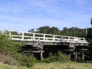 'Poor condition' of bridge reduces  load limit
