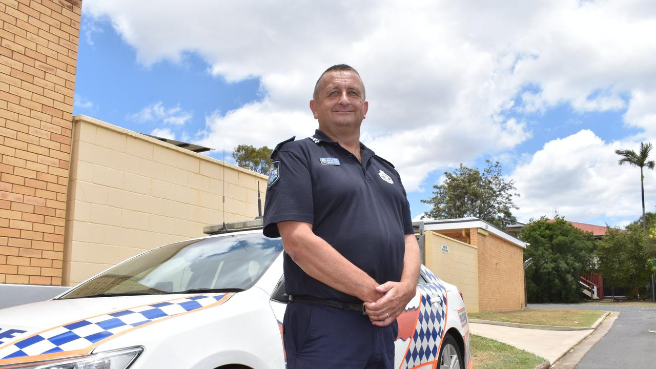 Senior Sergeant Rowland Browne said Gatton Police had brought back static RBT stations.