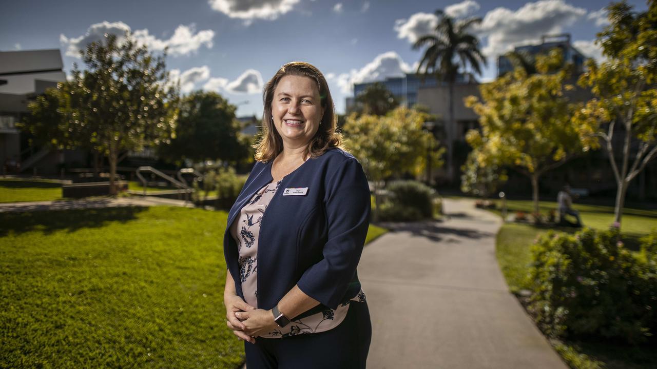 New Ipswich Mayor Teresa Harding in Ipswich. Photo: Glenn Hunt / The Australian