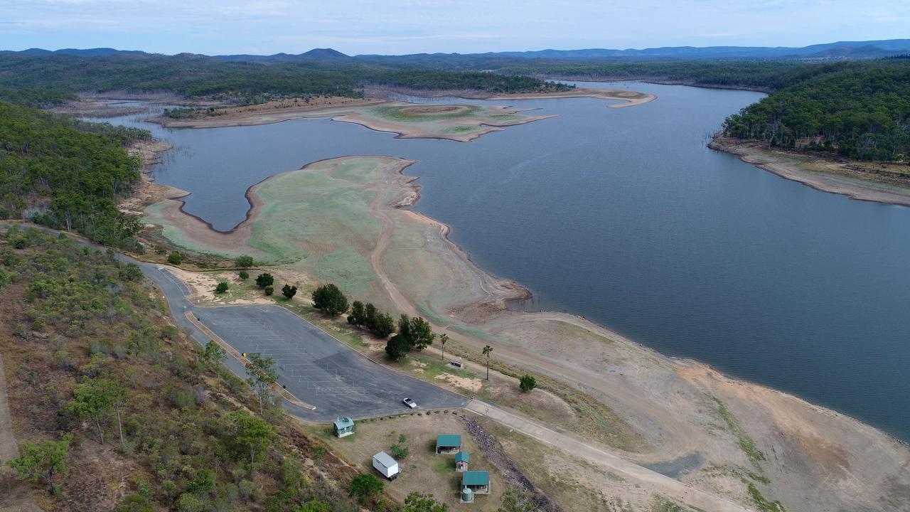 Paradise Dam.