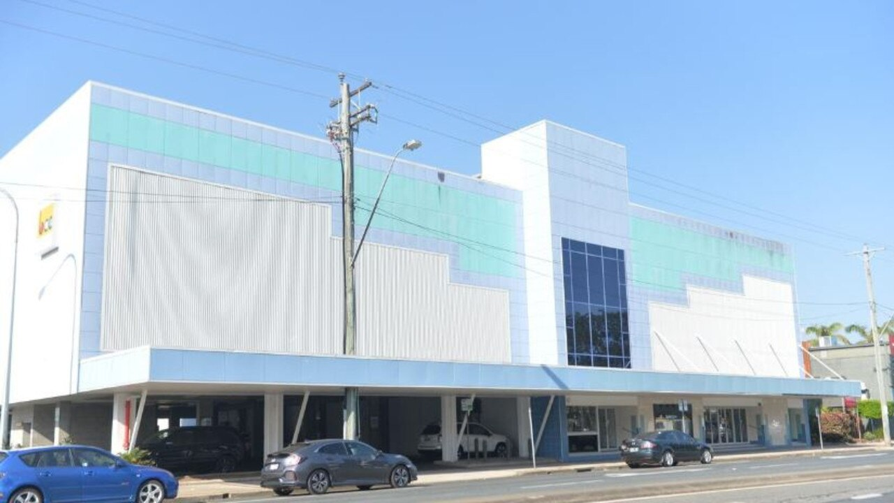 There are plans for the BCC Cinemas Mackay city building to be demolished.