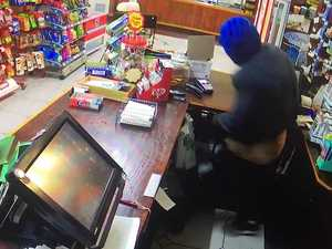 Cardwell armed robbery