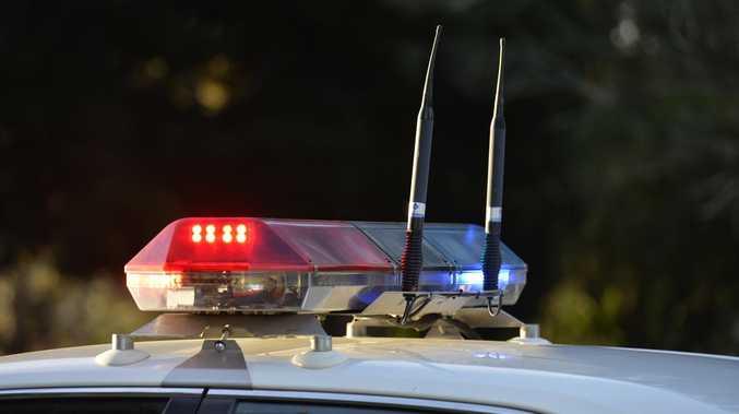 Three vehicles collide in North Rockhampton during peak hour