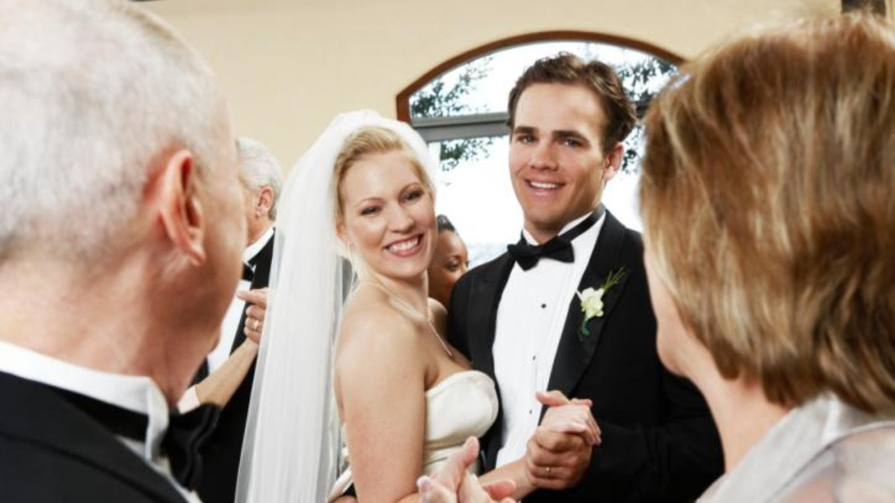 Up to 100 people will be allowed to attend weddings from today but guests be warned, you're not allowed to hit the dance floor, writes Jessica Marszalek.