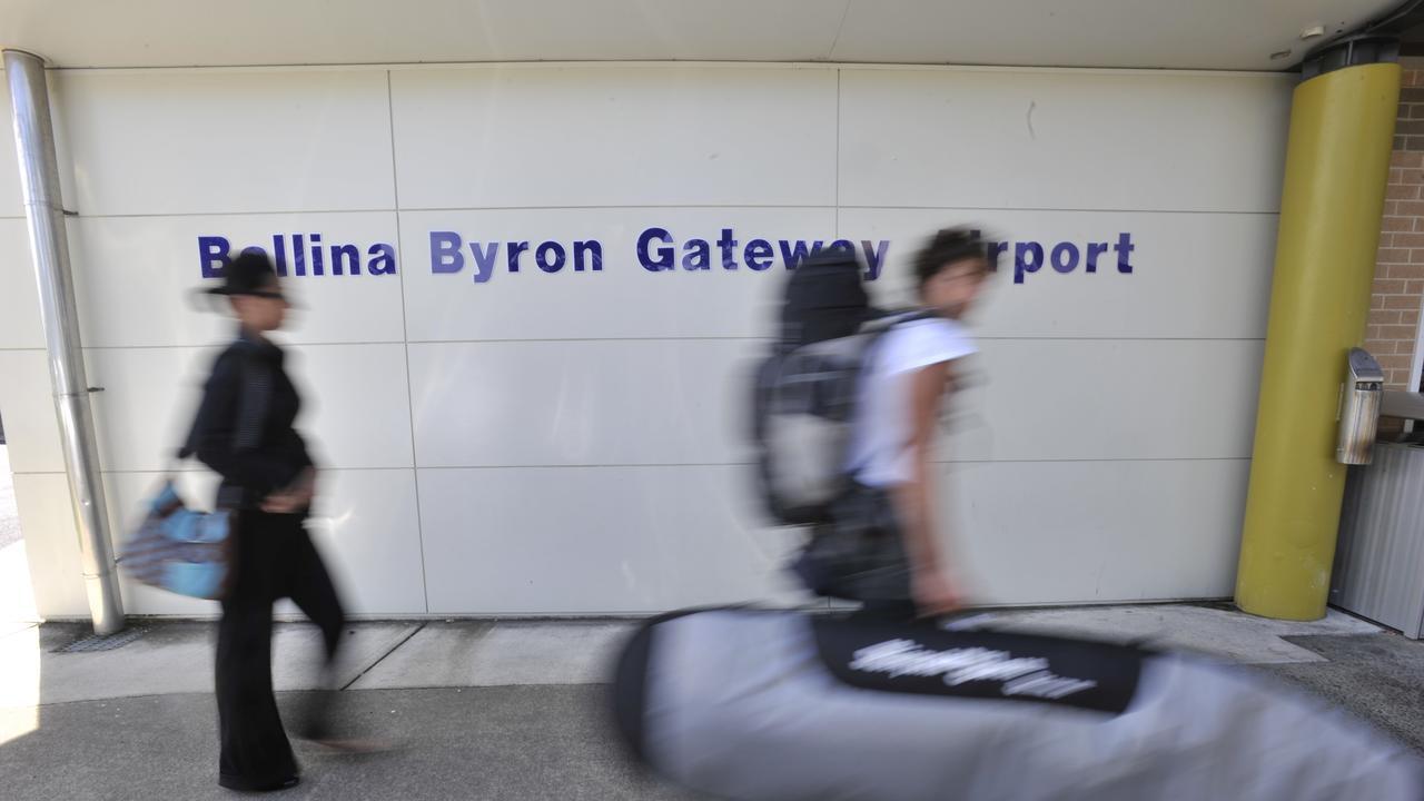Ballina Byron Gateway Airport. Photo Jay Cronan
