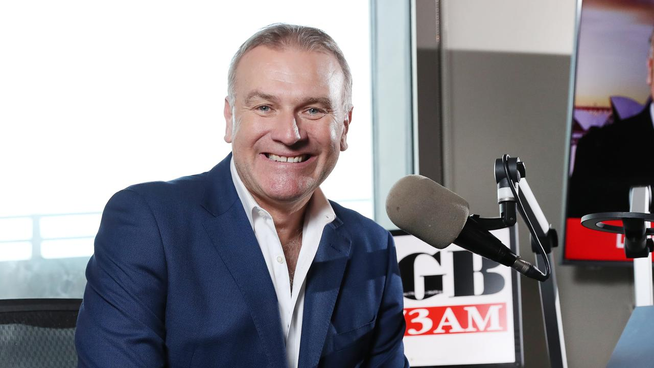 Ben Fordham's 2GB Drive replacement Jim Wilson says his late son and sister will be on his mind as he steps into the coveted role.