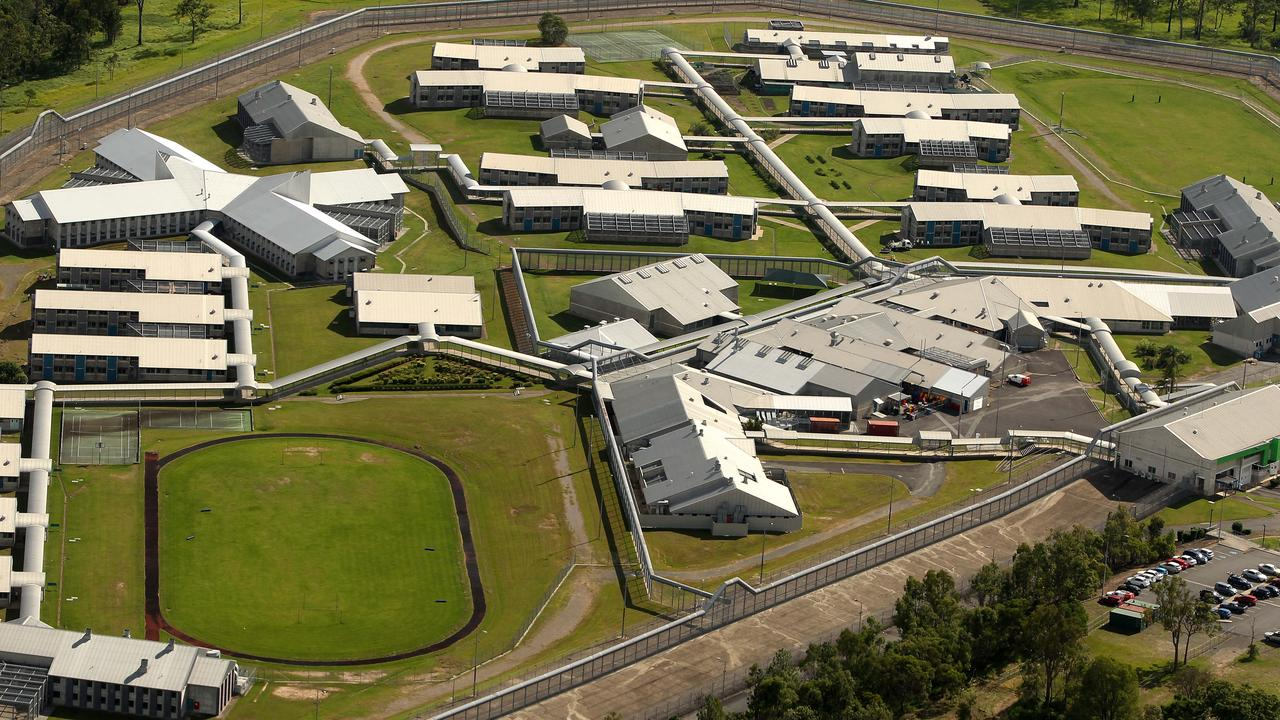 The Arthur Gorrie Correctional centre at Wacol, in Brisbane's southwest.