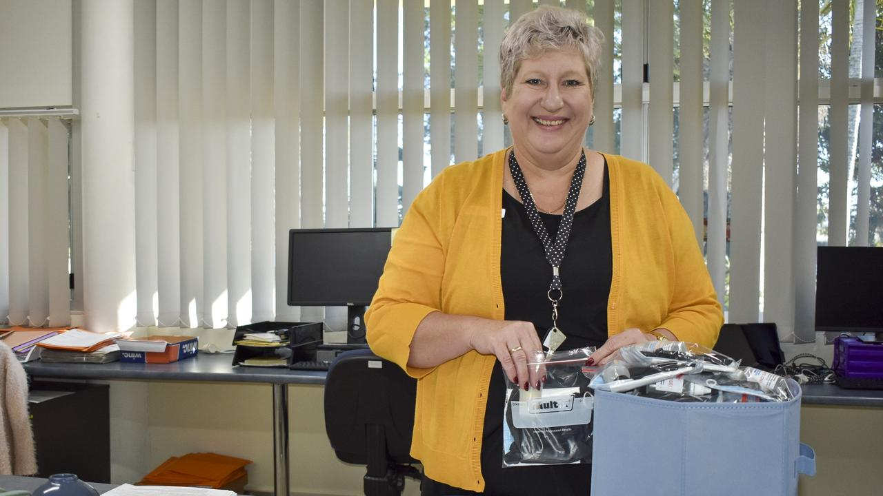 MISSION TO MAKE A DIFFERENCE: Impact Community Services Leigh Cooper.