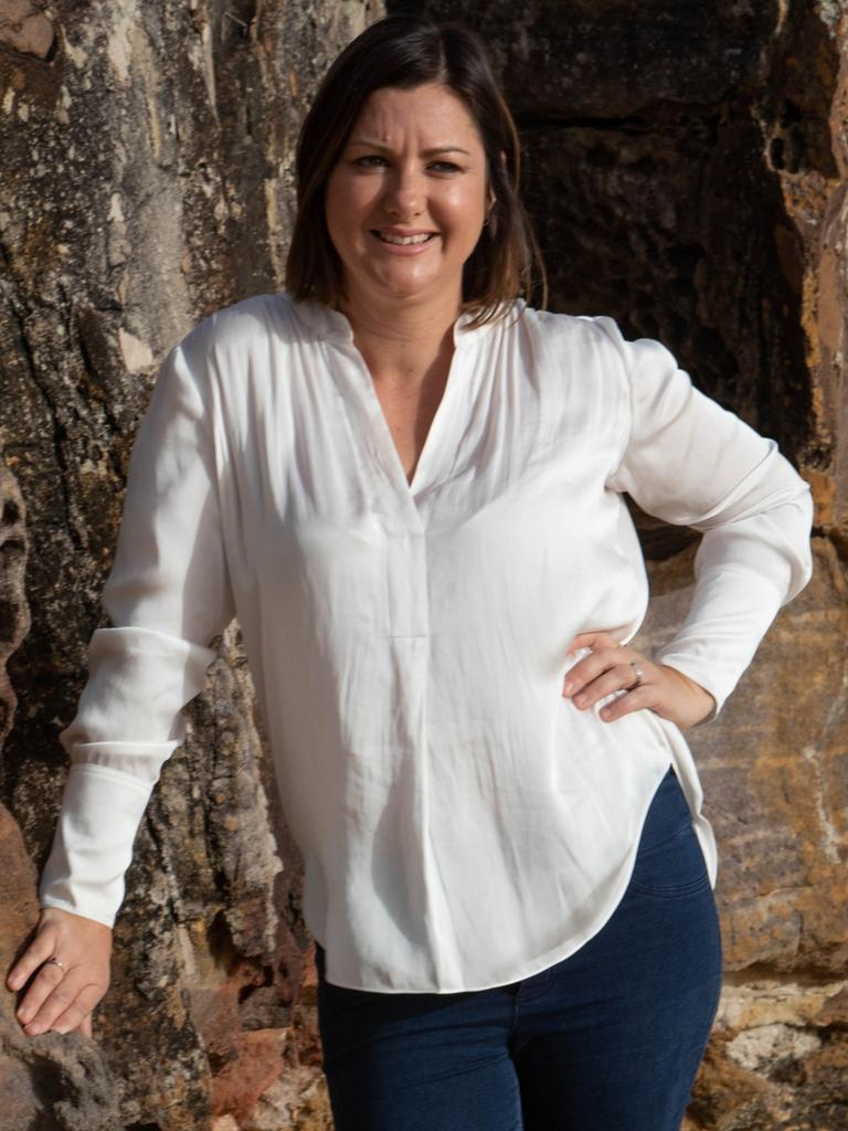 Labor Eden-Monaro candidate Kristy McBain. Picture: Andrew Taylor