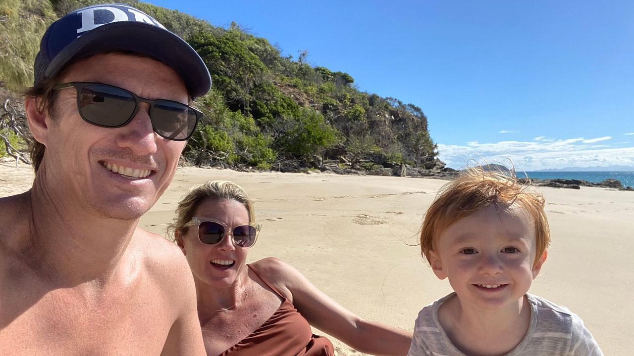 Altum Director Alex Rigby and his family enjoy the region as much as fellow Director Rob McCready.