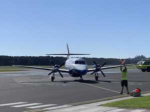 Fly direct to Canberra three times a week