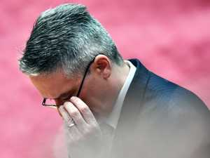 Cormann to quit after calling the PM a 'control freak'