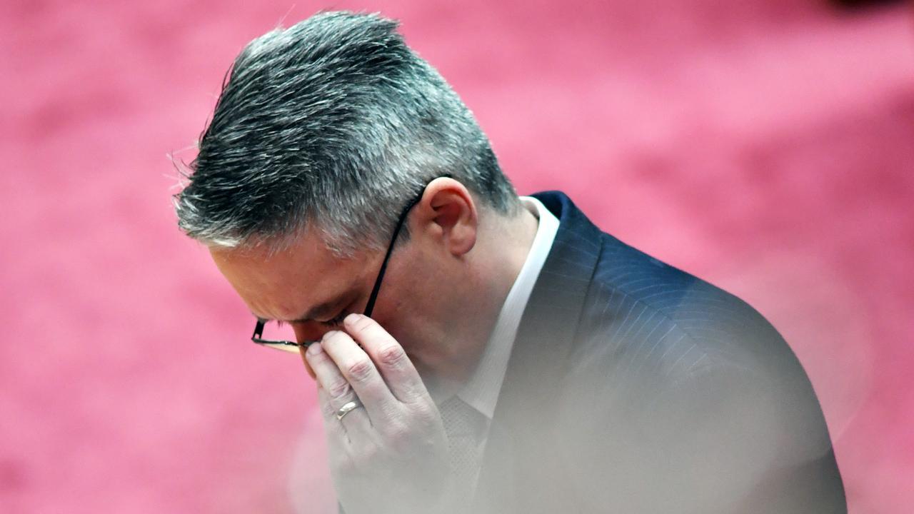 Australia's longest serving Finance Minister, Mathias Cormann, is set to quit politics after calling Scott Morrison a name.
