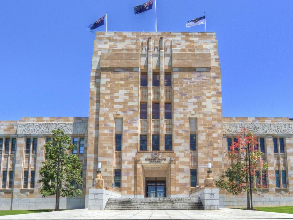 The University of Queensland is under fire again for its ties to the Chinese Communist Party. Picture: Supplied
