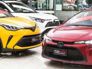 Surprise as new car sales skyrocket