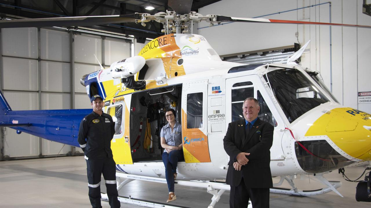 RACQ Capricorn Helicopter Rescue Service also utilised the popular reward scheme.