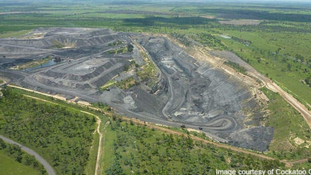 Baralaba North coal mine