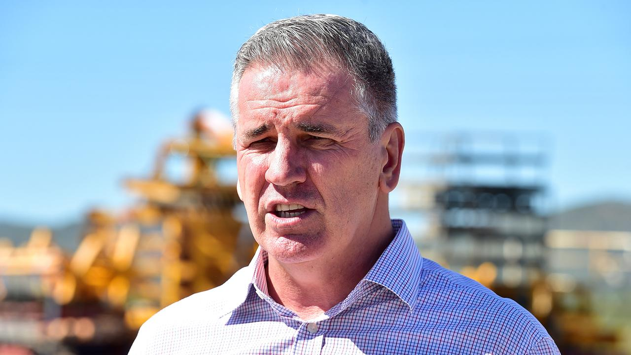 Incumbent MP Dale Last has edged in front in the race for the Burdekin seat.