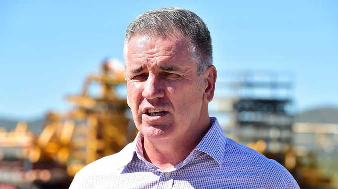 Frontrunner charges ahead as Burdekin votes are counted