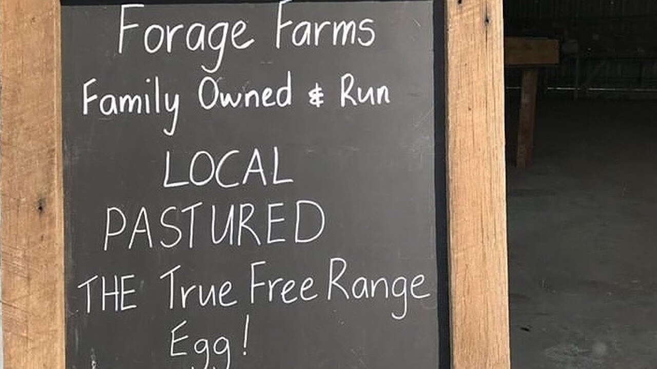Little Parliament supports local farmers and suppliers including Forage Farms.