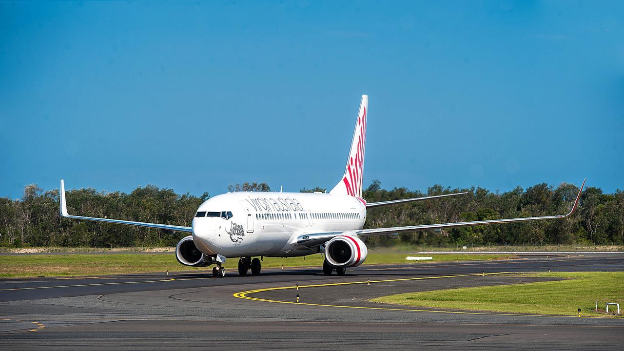 Virgin flights will resume from July 20. Photo: Trevor Veale